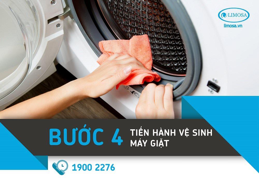 vệ sinh máy giặt tại tphcm
