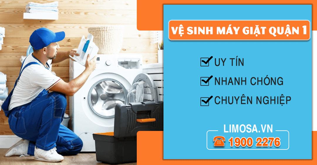 vệ sinh máy giặt 1