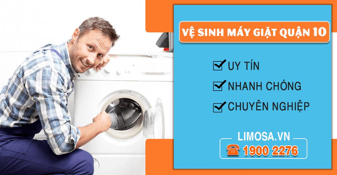 vệ sinh máy giặt quận 1