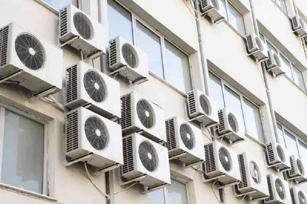 vệ sinh máy lạnh cho chung cư