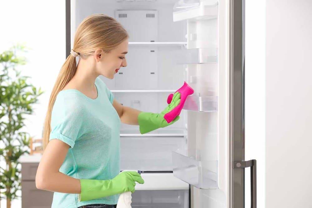 Vệ sinh tủ lạnh quận Gò Vấp