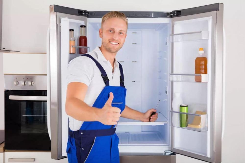 vệ sinh tủ lạnh tại nhà bè